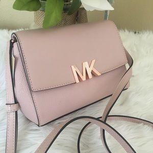 Michael Kors small Montgomery crossbody bag